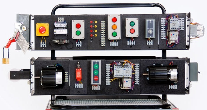 3 phase mc for 3 phase motor control